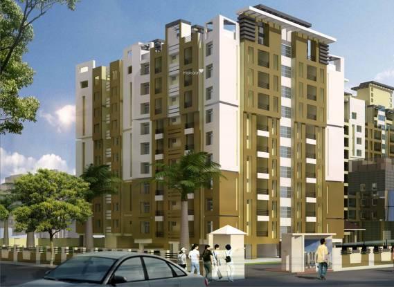 Amazing V3 Residency Elevation