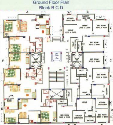 Salute Kamala Village Cluster Plan