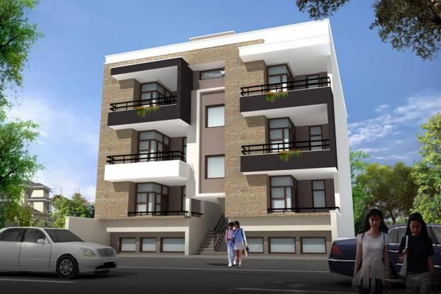 Vinayak Vinayak Apartments Elevation