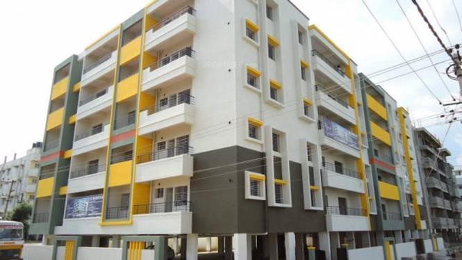 Dhanush Grands Apartment Elevation