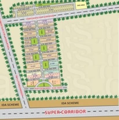 Sarthak Singapore Life Style Layout Plan