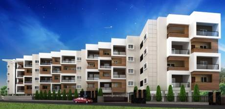 Semi Furnished 3 BHK Freehold Apartment available with Security Facility