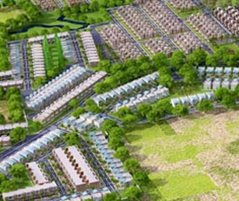 Amrapali Modern City Plots Master Plan