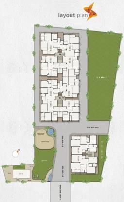 Sushobhan Shlok Exotica Layout Plan
