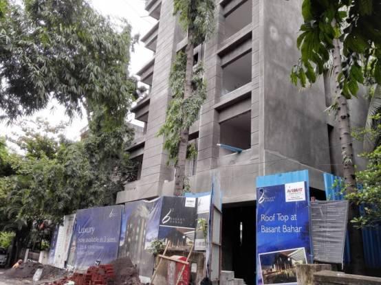 AV Basant Bahar Construction Status
