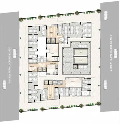 Arkade Jeevan Sarita Cluster Plan