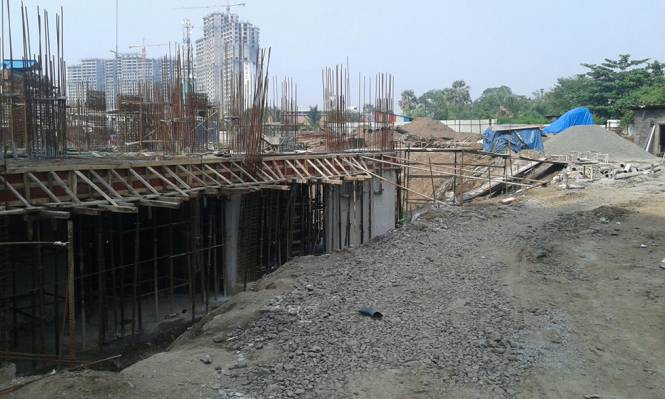 Clan Aalishan Construction Status