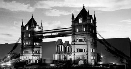 NM London Villas Amenities