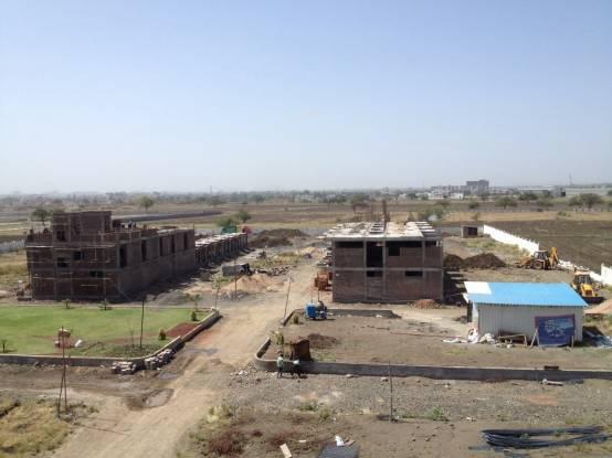 NM London Villas Construction Status