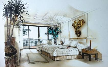 5 BHK Apartment Available With Security Facility