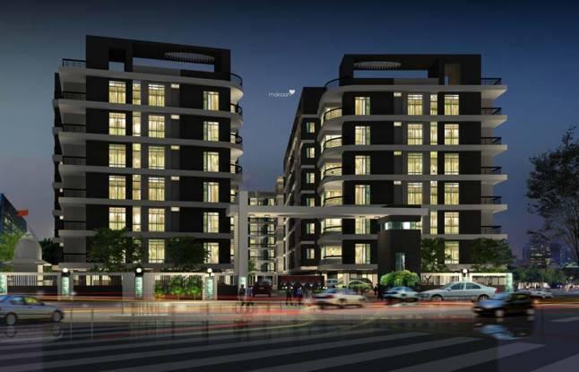 Shubham Residency Elevation