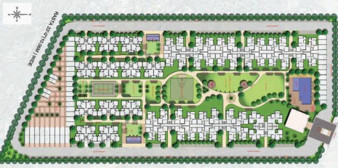 Perfect Zara Aavaas Site Plan