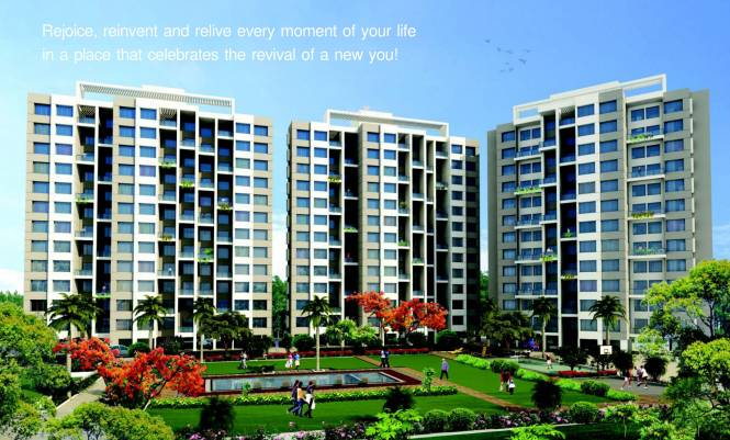 Gulmohar Renaissance Elevation