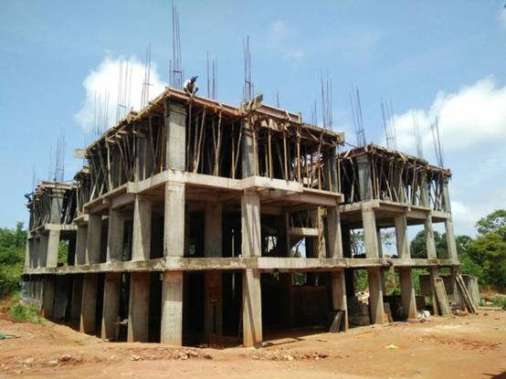 Matha Emerald Construction Status