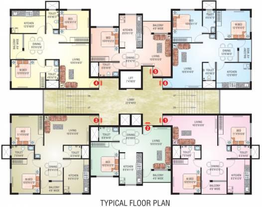 Matha Ruby Cluster Plan