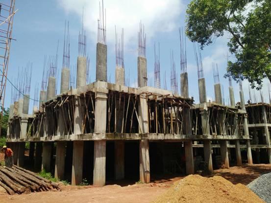 Matha Ruby Construction Status