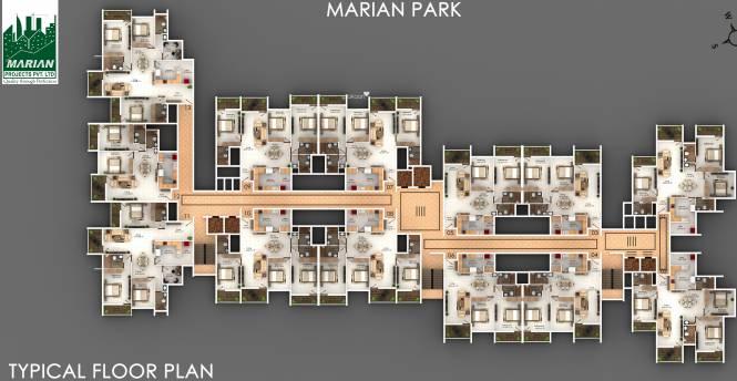 Marian Park Cluster Plan