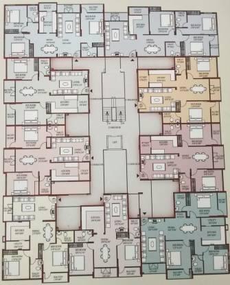 Navya Niketan Cluster Plan