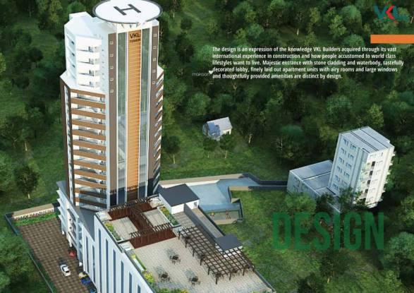 VKL Towers Elevation