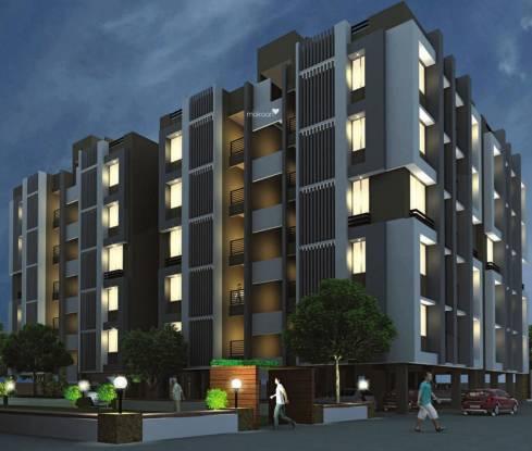 Akshay Residency Elevation