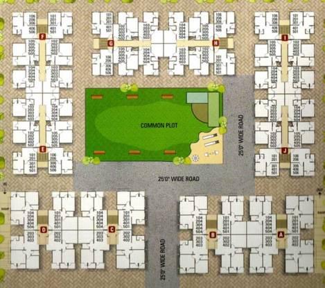 KGB Kb Royal Altezza Site Plan