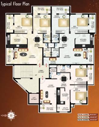 Vishwas Darshan Cluster Plan