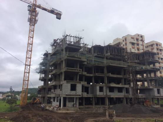 Balaji Manas Valley Phase 1 Construction Status