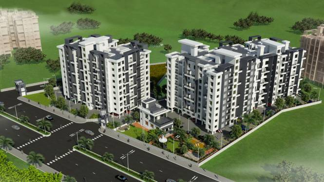 Balaji Manas Valley Phase 1 Elevation