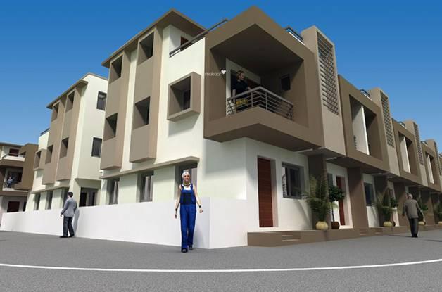 Samruddhi Ashray Homes Elevation
