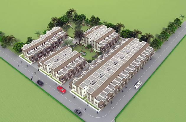 Samruddhi Ashray Homes Site Plan