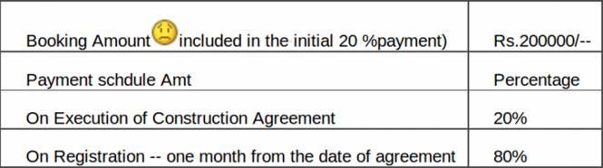 Damden Solarium Payment Plan