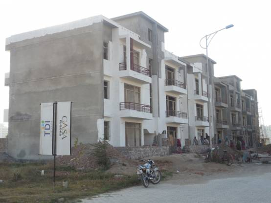 TDI Casa Floors Construction Status
