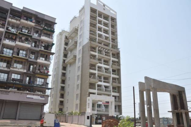 Chamunda Hill Crest Construction Status