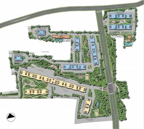 Sobha Rain Forest at Dream Acres Master Plan