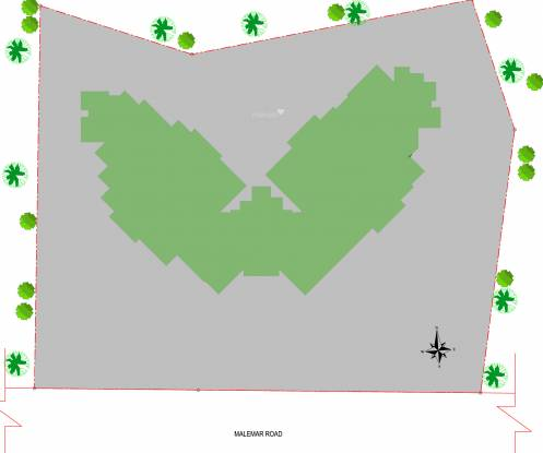 Marian Solace Site Plan