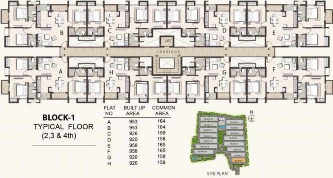Jain Atulya Cluster Plan