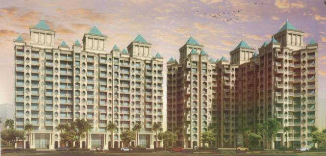 Tharwani Vedant Imperial Elevation