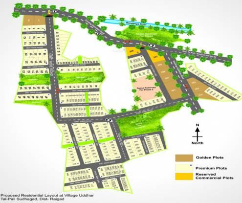 La Rama Valley Layout Plan