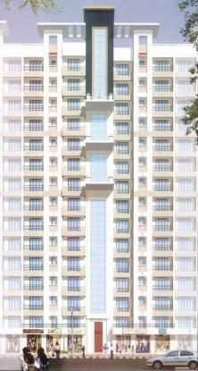 Aura Rudra Heights Elevation