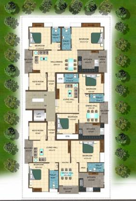 Fairyland Annora 1 Cluster Plan