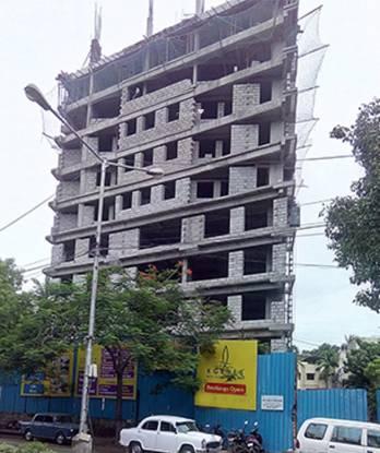 Kgeyes Veda Ranghaa Nivas Construction Status