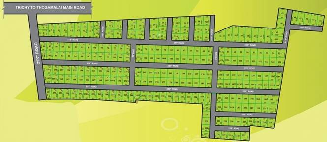 Prudential Emerald Township Layout Plan