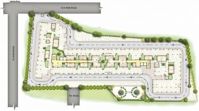 VNR Milford Cluster Plan
