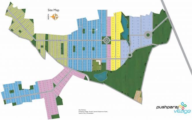 Pushparaj Village Master Plan