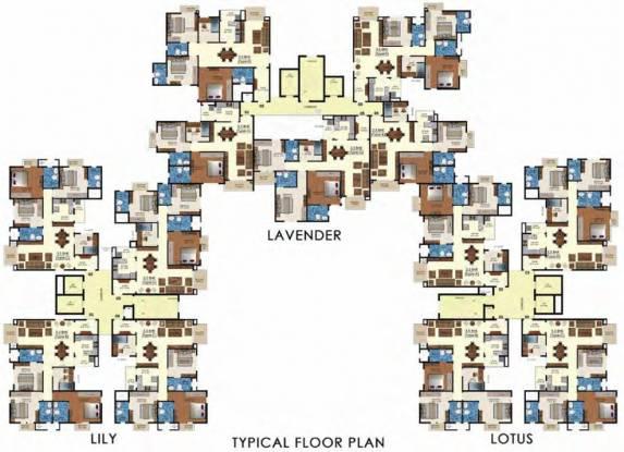 Arge Urban Bloom Cluster Plan