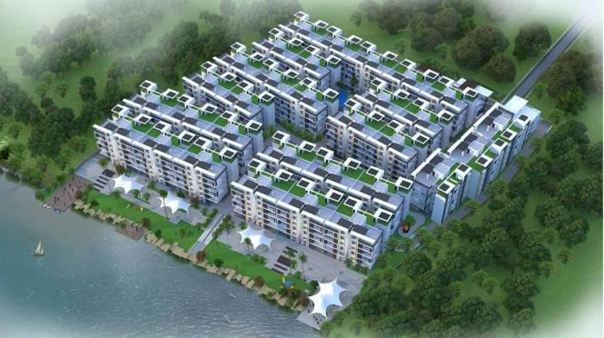 Krishna Aquabay Elevation