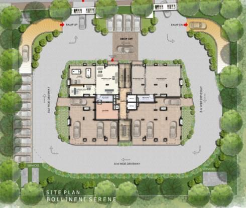 BSCPL Serene Site Plan