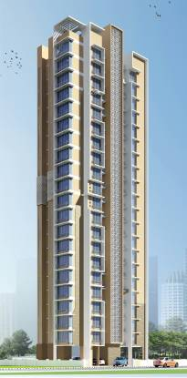 Kings Anand Dham Bldg 1 Elevation