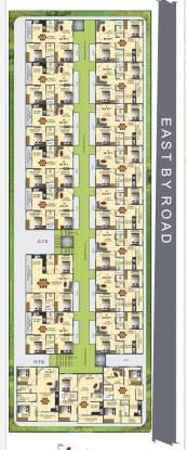 Ashirwaadh Sai Ashirwadh Paradise Block I Cluster Plan