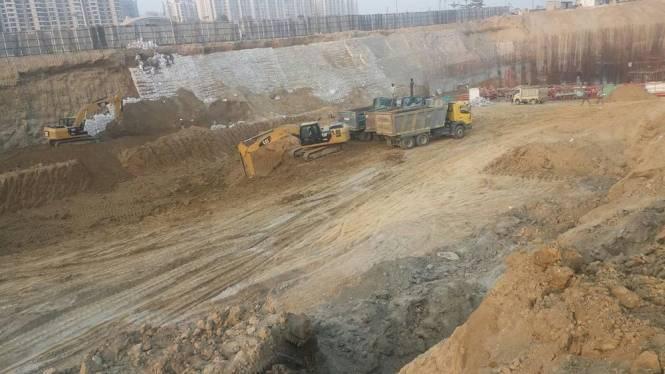 Gaursons 7th Avenue Construction Status